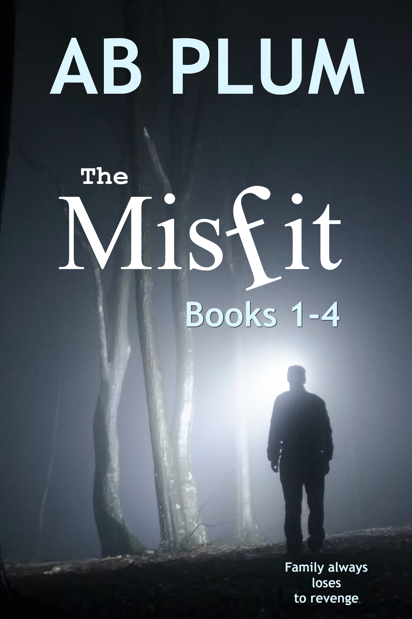 The MisFit Series Boxed Set Books 1-4